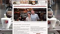 Kaffee Shop Ferro